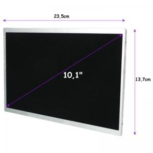 "Qoltec Matryca LED Qoltec 10.1"" 1024*600 GLOSSY Slim - 40Pin"