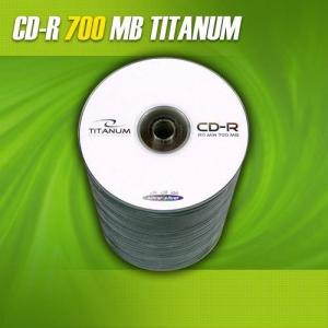 Titanum CD-R Titanum 56x 700MB (Spindle 100)