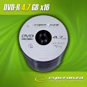 ESPERANZA DVD-R Esperanza 16x 4,7GB (Spindle 100)